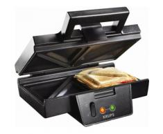 Sandwichmaker FDK451 Sandwich-Toaster schwarz, Krups