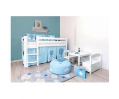 Hoppekids Kinder-Sitzgruppe weiß, FSC®-zertifiziert