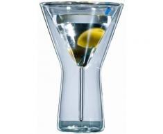 Set: Thermoglas transparent, spülmaschinenfest, Bloomix