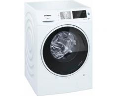 SIEMENS Waschtrockner iQ500 WD14U540 weiß, Energieeffizienzklasse: A