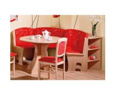 SCHÖSSWENDER Rundbank Rot, Rot, FSC® Zertifiziert