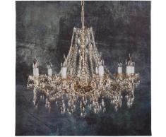 Kronleuchter Holzperlen ~ Holz perlen und pompons kronleuchter hängen decke dekor etsy