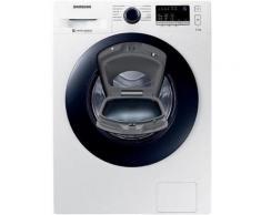 Waschmaschine WW4500 WW90K44205W/EG weiß, Energieeffizienzklasse: A+++, Samsung