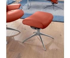 Fußhocker »London« rot, Standard Base, Stressless®