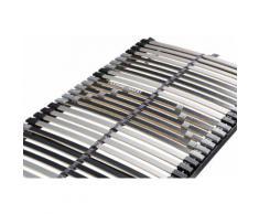 7 Zonen Lattenrost »Baltrum«, bis 120 kg, nicht verstellbar, 90x200cm, Irisette Sale