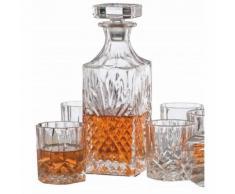 ILAB Whisky set 6 Whiskyglas + Karaffe Whisky