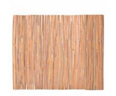 vidaXL Bambuszaun 100×400 cm