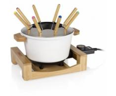 Princess Fondue-Set Pure 800 W Weiß
