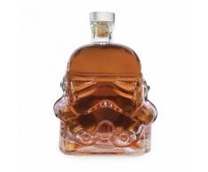TRIBALSENSATION Star Wars Stormtrooper Dekanter | Hochwertige Glas Dekanter f