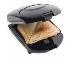 Bestron 3in1 Snackmaker Sandwich Waffle Maker 520W Schwarz ADM2003Z