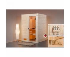 FinnTherm Massivholz-Sauna-Sparset Kateryna