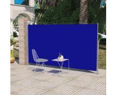 vidaXL Terrassenmarkise Seitenmarkise 180 x 300 cm Blau