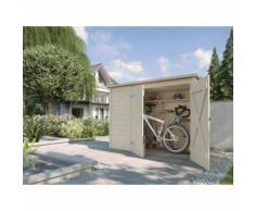 Weka Fahrrad- und Mülltonnenbox