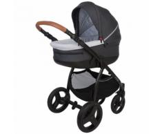 Bo Jungle B-Zen 4-in-1 Kombi-Kinderwagen Buggy Dunkelgrau B700535