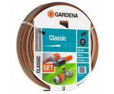 GARDENA Gartenschlauch-Set 5-tlg. Classic 13 mm 20 m 18004-20
