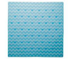 Sealskin Badewanneneinlage Leisure 53x53 cm Blau 315242624