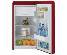 Daewoo Kühlschrank FN153R Retro Rot
