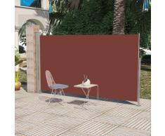 vidaXL Einziehbare Seitenmarkise 180 x 300 cm Braun