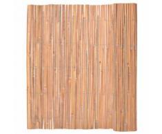 vidaXL Bambuszaun 150×400 cm