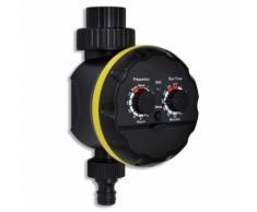 vidaXL Bewässerungscomputer Zeitschaltuhr Bewässerung Gießen