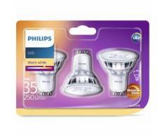 Philips LED-Lampen 3 Stk. Classic 4 W 250 Lumen 929001363886