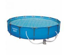 Bestway Swimmingpool-Set Steel Pro MAX 427x84 cm 56595