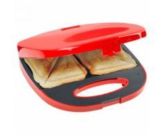 Bestron Sandwichmaker Rot 700 W ASM108R