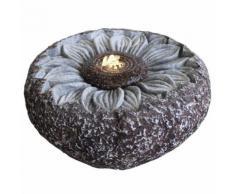 Velda Gartenbrunnen Sonnenblume Grau 850810