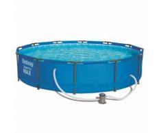 Bestway Swimmingpool-Set Steel Pro MAX 366x76 cm 56416