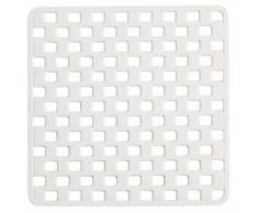 Sealskin Duschmatte Antirutschmatte Doby 50 x 50 cm Weiß 312003410