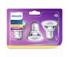 Philips LED-Lampen 3 Stk. Classic 4,6 W 355 Lumen 929001215286