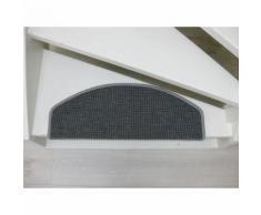 Tapijtkeuze Stufenmatten San Salvador - 65x24x4 cm - Grau