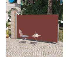 vidaXL Einziehbare Seitenmarkise 160 x 300 cm Braun
