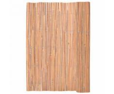 vidaXL Bambuszaun 200×400 cm