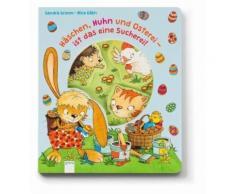 Gebundenes Buch »Häschen, Huhn und Osterei - ist das eine...«