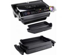 Tefal Elektrogrill GC7148 Optigrill+ Snacking & Baking