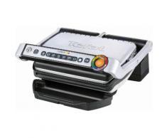 Tefal Elektrogrill Optigrill GC702D, 2000 Watt, mit Rezeptbuch, 6 voreingestellte Grillprogramme