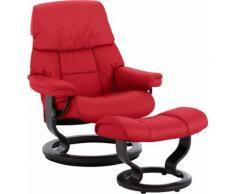 Stressless® Set: Relaxsessel mit Hocker »Ruby« mit Classic Base, Größe S, mit Schlaffunktion