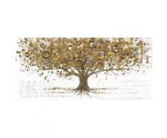 Eurographics Handgemaltes Ölgemälde »Tree Of Singing Angels II«, 110/50 cm