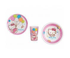 United Labels Frühstücksset, »Sanrio, Hello Kitty« (3tlg.)