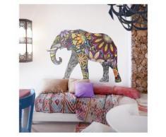Bilderwelten Wandtattoo »No.651 Elefantenmuster«