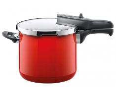 Schnellkochtopf, Silit, »Sicomatic® t-plus ENERGY RED«