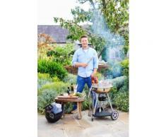 Holzkohlegrill »JAMIE OLIVER Sizzler premium BBQ« inkl. XL Jamie Oliver Thermometer