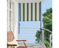 ANGERER FREIZEITMÖBEL Balkonsichtschutz »Nr. 8700«, grün/beige, in 2 Breiten