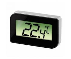 Xavax Kühlschrankthermometer Gefrierschrankthermometer digital »schwarz«