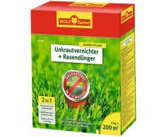 Unkrautvernichter + Rasendünger »SQ«, in 4 Verpackungsgrößen