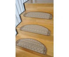 Stufenmatte, Living Line, »Elvet«, Sisaloptik, 15 Stück
