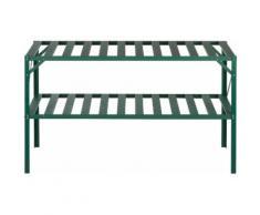 Pflanztisch , BxTxH: 126x50x75 cm, Inkl. Fensteröffner, grün