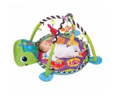 BKids Babydecke mit Spielbogen & Bällebad Schildkröte