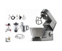 Kenwood Küchenmaschine Chef Titanium + Zubehörpaket im Wert von UVP € 419,96, 4,6 Liter